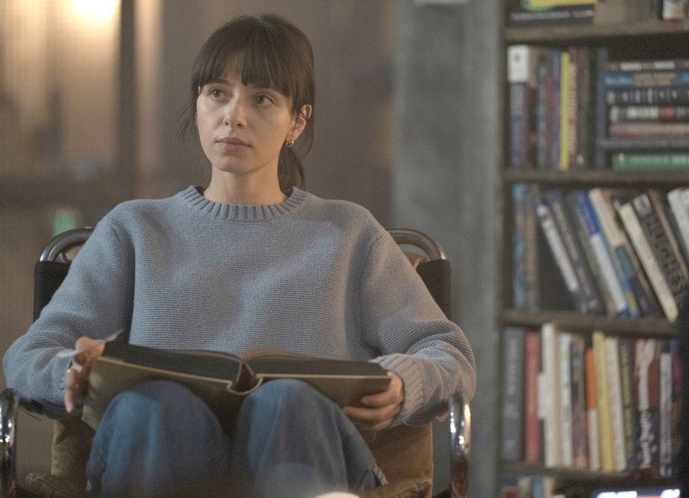Abby LeBlanc (Elizabeth Cappuccino) - Bildquelle: Sandy Morris 2019-2020 Twentieth Century Fox Film Corporation.  All rights reserved / Sandy Morris