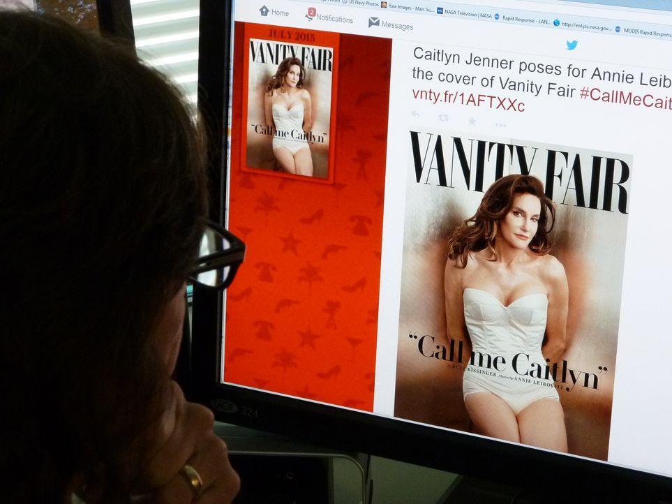 Vanity-Fair-Cover-Caitlyn-Jenner-15-06-01-AFP - Bildquelle: AFP