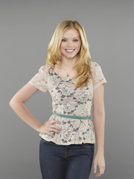 (2. Staffel) - Lernt die Schattenseiten des Lebens kennen: June (Dreama Walker) ... - Bildquelle: 2012 American Broadcasting Companies. All rights reserved.