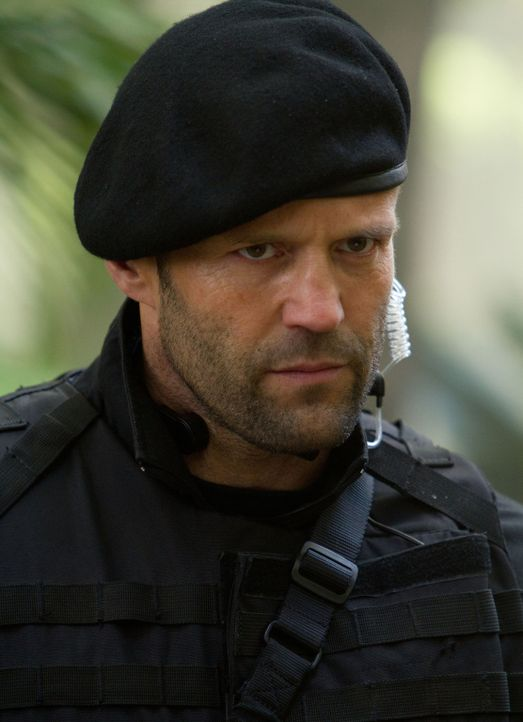 Entschlossen zum Kampf: Lee Christmas (Jason Statham) ... - Bildquelle: BARNEY'S CHRISTMAS, INC.  ALL RIGHTS RESERVED