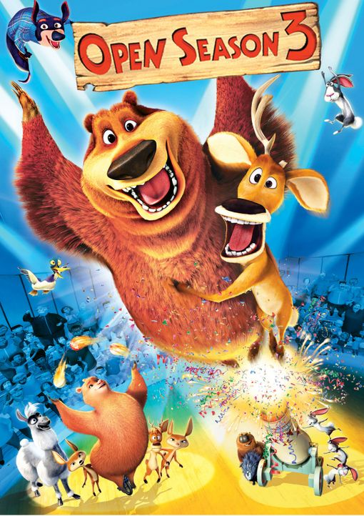 JAGDFIEBER 3 - Plakat - Bildquelle: 2010 Sony Pictures Animation Inc. All Rights Reserved.