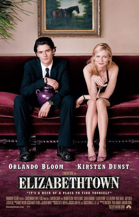 Elizabethtown mit Orlando Bloom und Kirsten Dunst - Bildquelle: Paramount Pictures