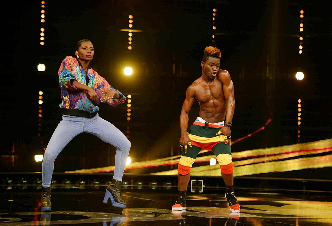 Got-To-Dance-David-H-17-SAT1-ProSieben-Willi-Weber - Bildquelle: SAT.1/ProSieben/Willi Weber