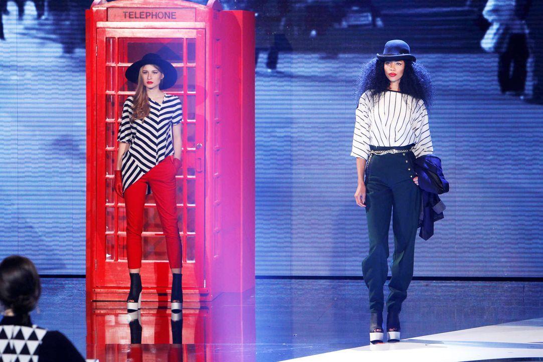 Fashion-Hero-Epi06-Gewinneroutfits-Jila-und-Jale-ASOS-03-Richard-Huebner - Bildquelle: Richard Huebner