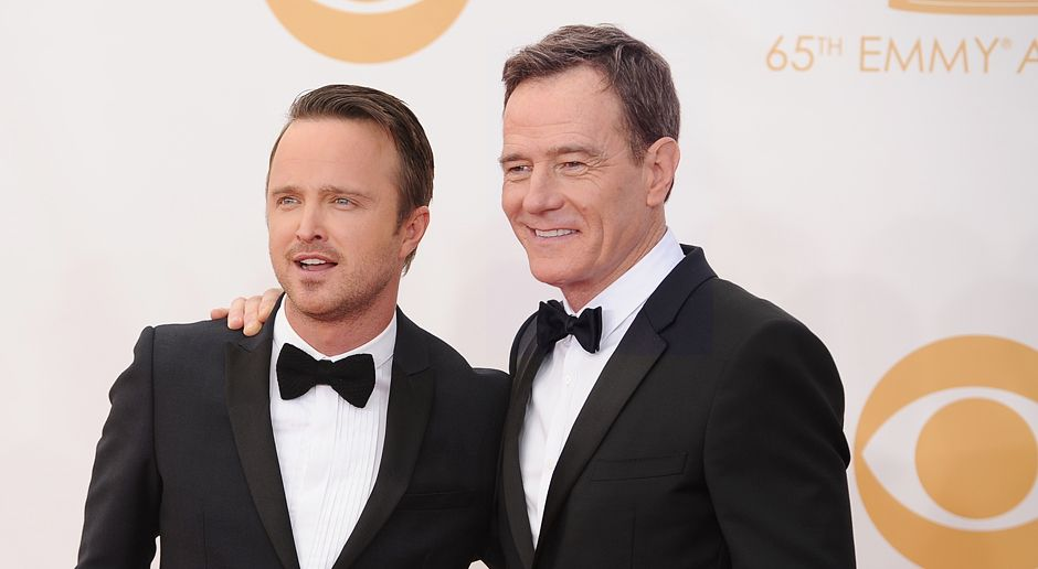 Emmy-Awards-Bryan-Cranston-Paul-13-09-22-AFP - Bildquelle: AFP