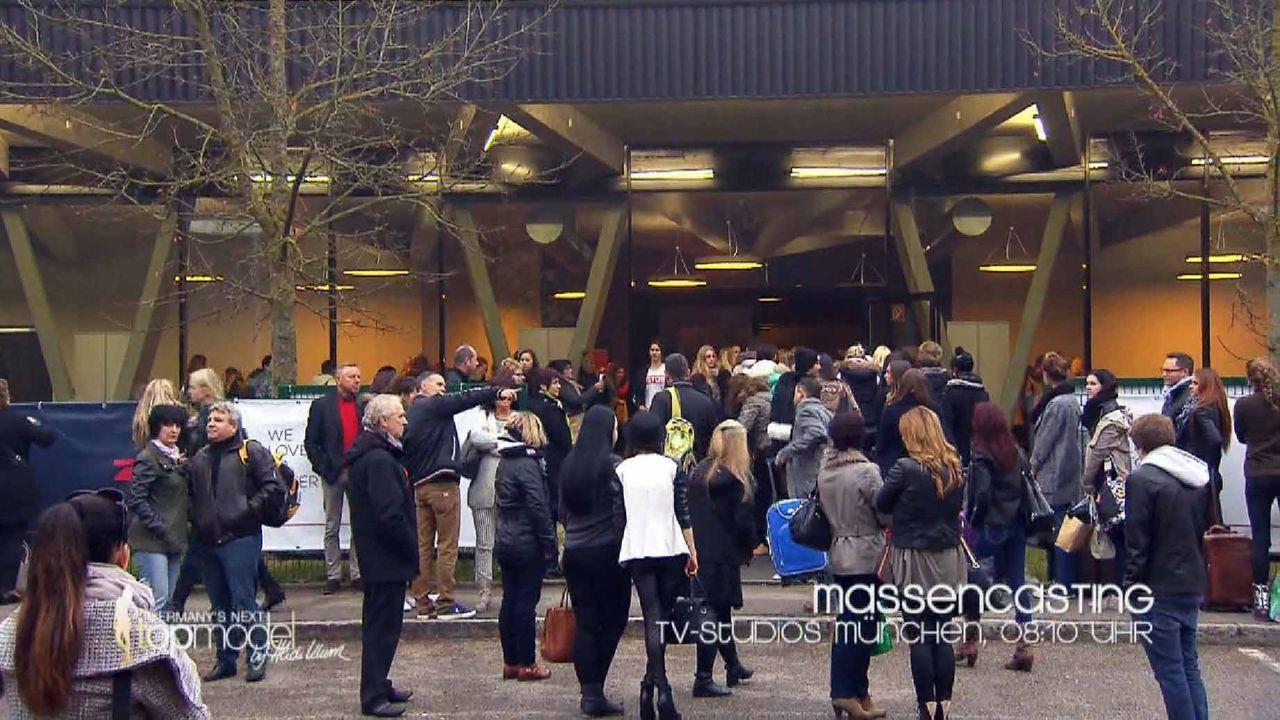 GNTM-10-Sendung02_068 - Bildquelle: ProSieben