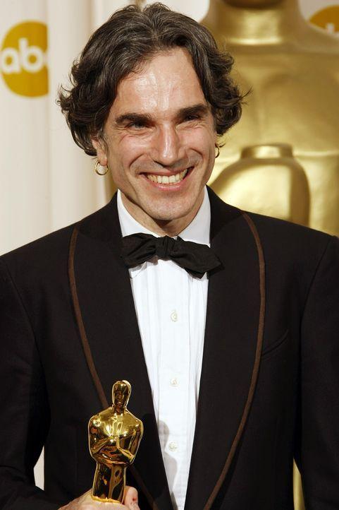 Bester-Hauptdarsteller-2008-Daniel-Day-Lewis-AFP - Bildquelle: AFP