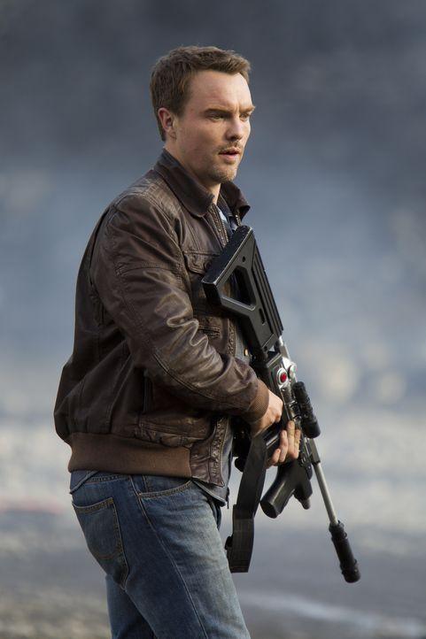 Folgt Connor in die Zukunftswelt: Matt (Ciaran McMenamin) ... - Bildquelle: ITV Plc