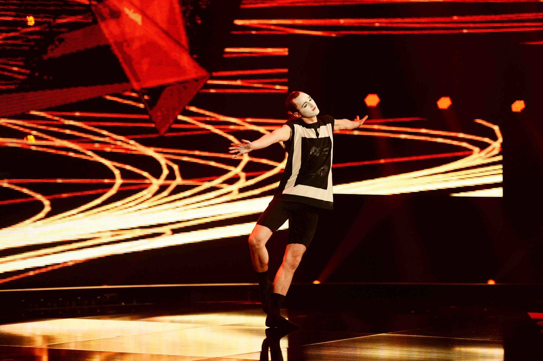 Got-To-Dance-Christoph-Viol-01-SAT1-ProSieben-Willi-Weber - Bildquelle: SAT.1/ProSieben/Willi Weber