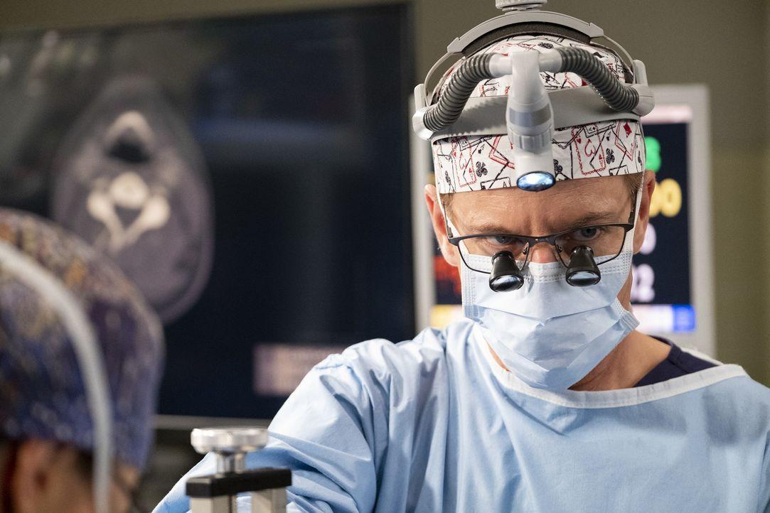 Dr. Thomas Koracick (Greg Germann) - Bildquelle: Jessica Brooks ABC Studios