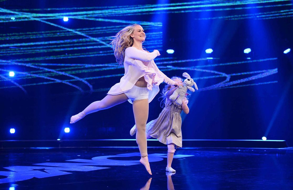Got-To-Dance-Volteggiare-04-SAT1-ProSieben-Willi-Weber - Bildquelle: SAT.1/ProSieben/Willi Weber