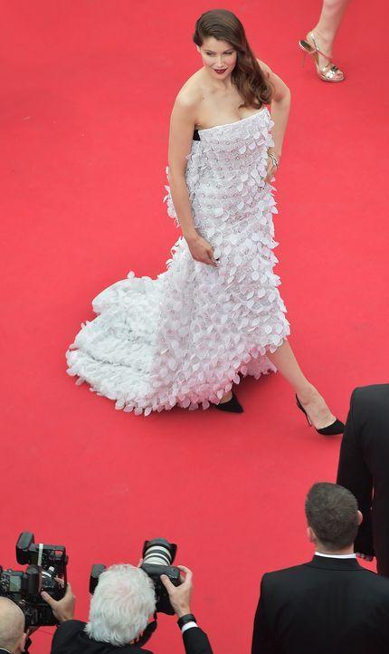 Cannes-Filmfestival-Laetitia-Casta-14-05-14-AFP - Bildquelle: AFP