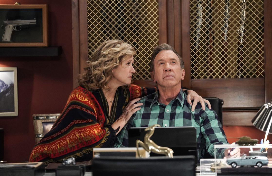 Vanessa Baxter (Nancy Travis, l.); Mike Baxter (Tim Allen, r.) - Bildquelle: Michael Becker 2020 Fox Media LLC. / Michael Becker