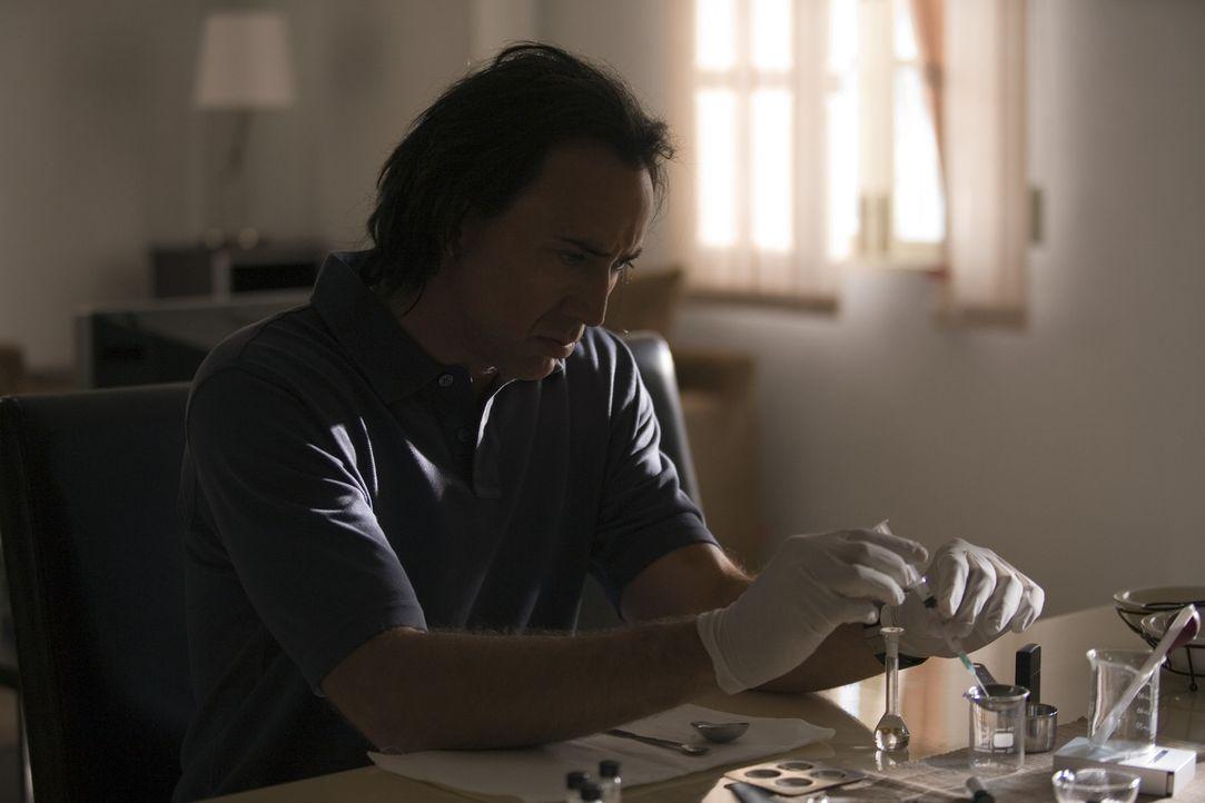 Der Tod ist ein einsames Geschäft: Profikiller Joe (Nicolas Cage) ...