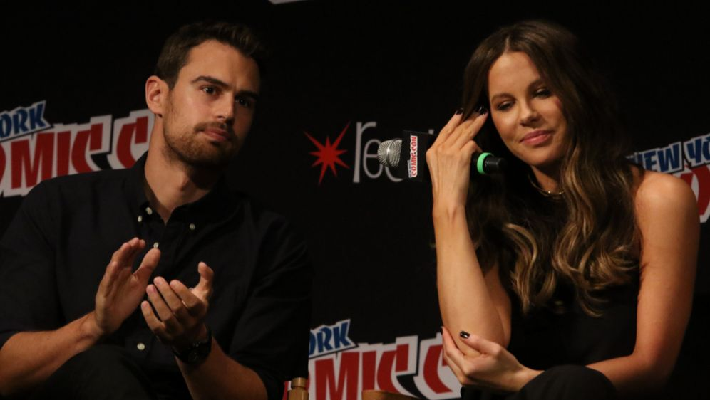 Underworld 5 Blood Wars Star Theo James Kate Beckinsale Findet