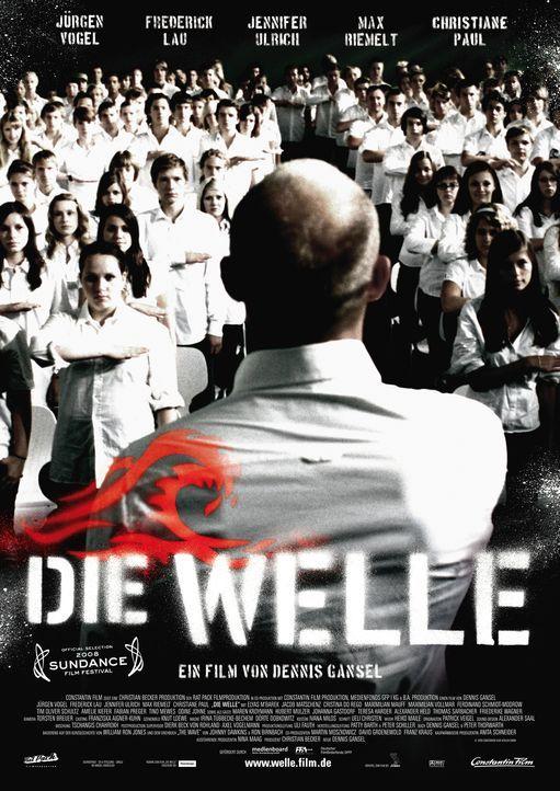 Die Welle - Plakatmotiv - Bildquelle: Constantin Film