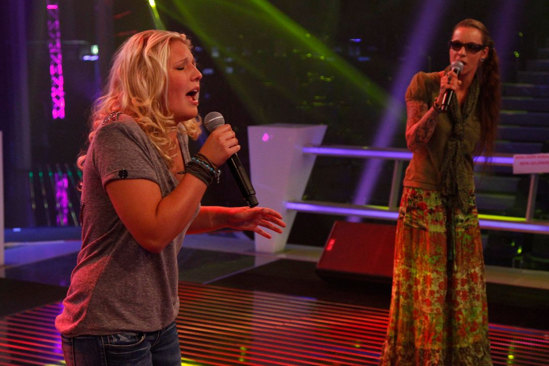battle-freaky-t-vs-daliah-09-the-voice-of-germany-huebnerjpg 2160 x 1440 - Bildquelle: SAT.1/ProSieben/Richard Hübner