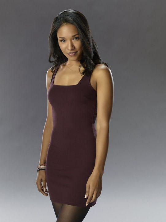 (1. Staffel) - Beste Freundin von Barry und Tochter von Detective West: Iris (Candice Patton) ... - Bildquelle: Warner Brothers.