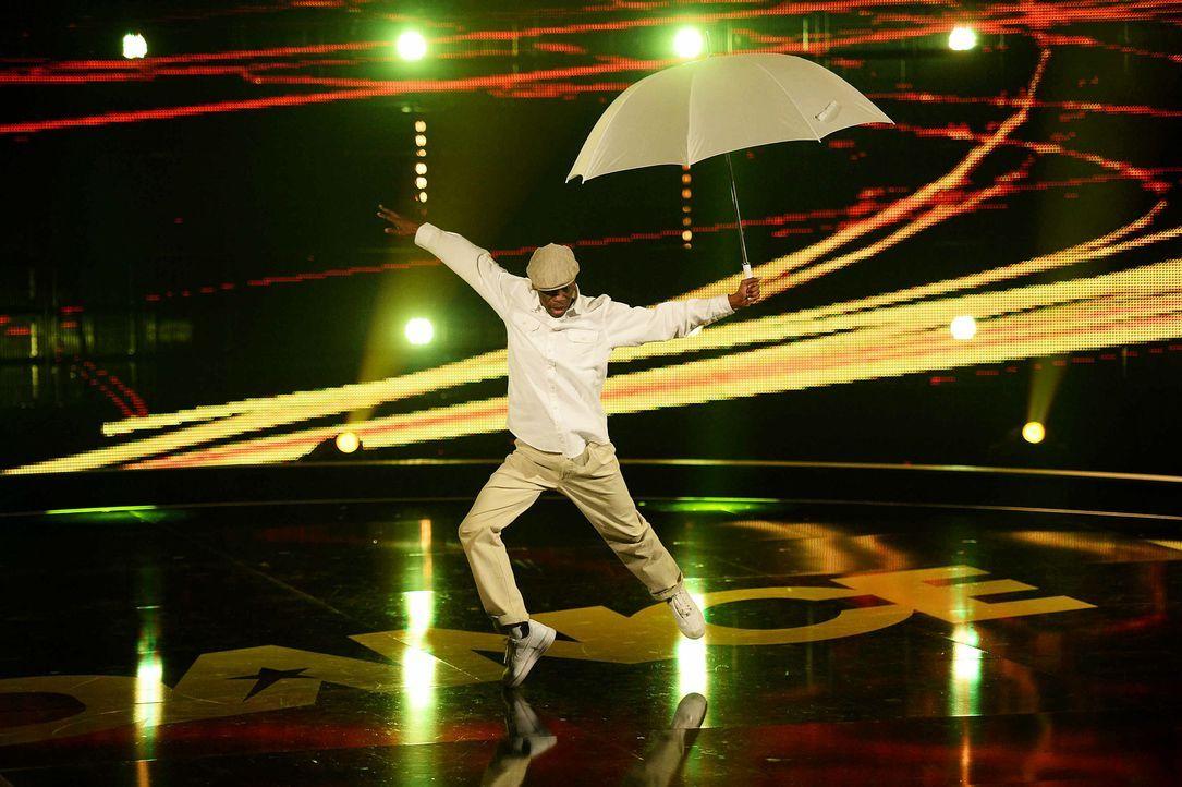 Got-To-Dance-P-Fly-04-SAT1-ProSieben-Willi-Weber - Bildquelle: SAT.1/ProSieben/Willi Weber
