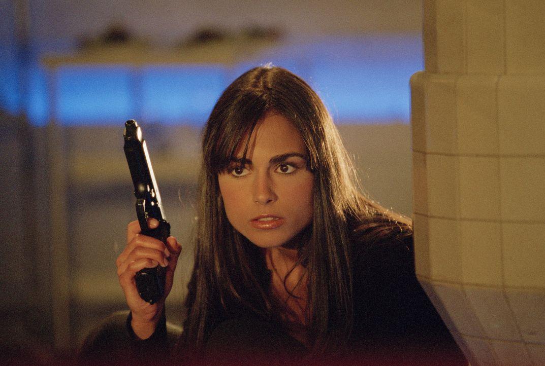Aus reiner Abneigung gegen das Land möchte Lucy (Jordana Brewster) Australien vernichten ... - Bildquelle: Copyright   2005 Screen Gems, Inc. All Rights Reserved.