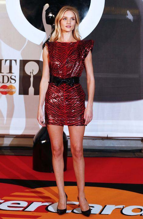 Brit-Awards-Rosie-Huntington-Whiteley-14-02-19-AFP - Bildquelle: AFP