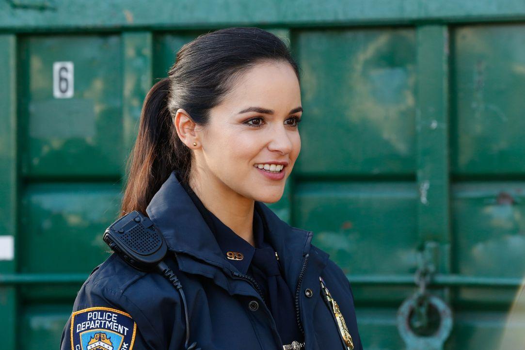Amy Santiago (Melissa Fumero) - Bildquelle: Vivian Zink 2019 UNIVERSAL TELEVISION LLC. All rights reserved. / Vivian Zink
