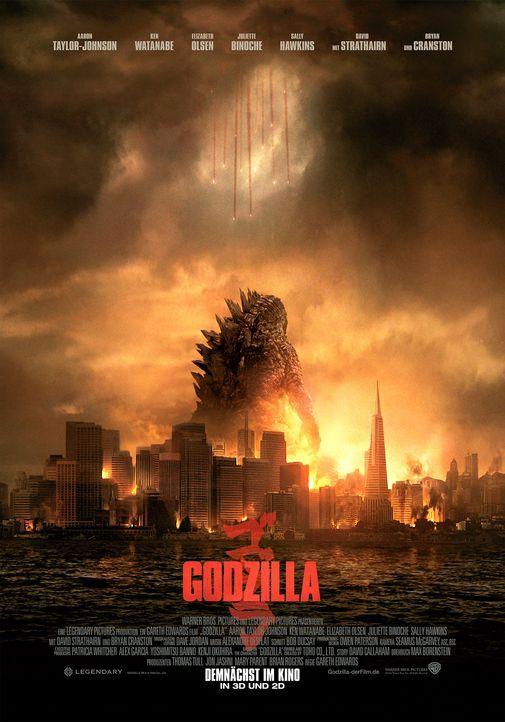 Godzilla-Warner-Bros-Entertainment-27 - Bildquelle: Warner Bros. Entertainment