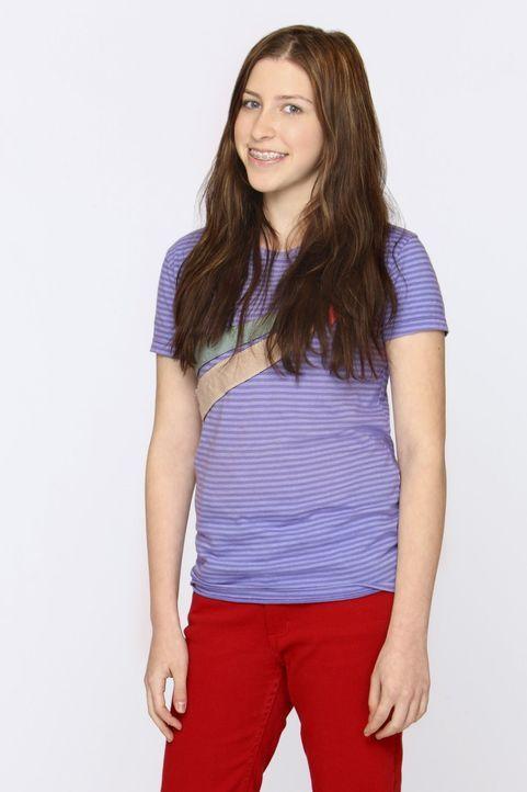 (1.Staffel) - Ein ganz besonderes Mädchen: Sue Heck (Eden Sher) ... - Bildquelle: Warner Brothers