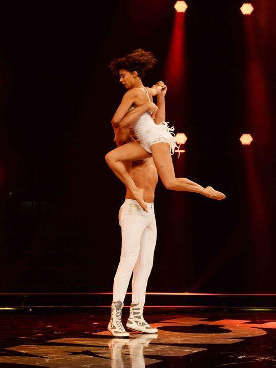 Got-To-Dance-Martin-Marielle-02-SAT1-ProSieben-Willi-Weber - Bildquelle: SAT.1/ProSieben/Willi Weber
