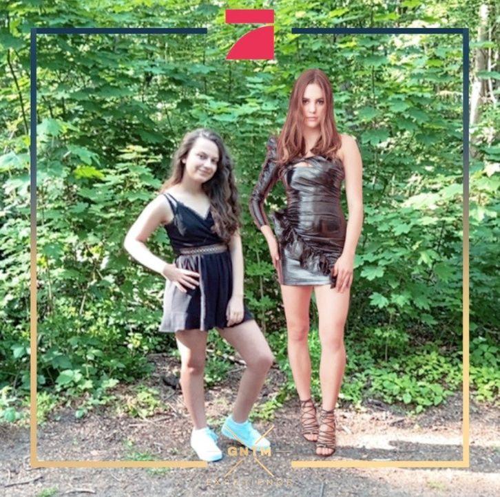 Samira und Maribel - Bildquelle: ProSieben