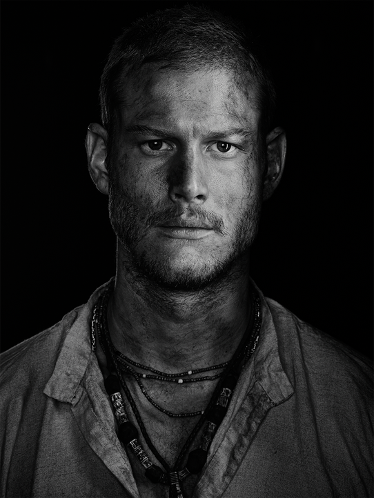 Black-Sails-Charaktere-Billy-Bones - Bildquelle: Black Sails © 2014 Starz Entertainment, LLC. All rights reserved
